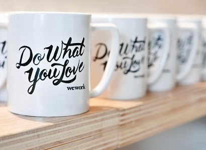 WeWork, del coworking al coolworking