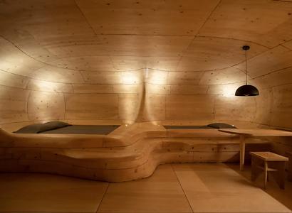Cómo se hizo esta cabaña de madera