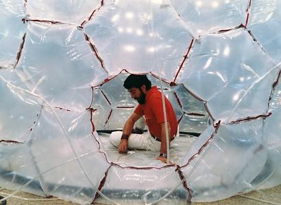 Prada Poole y la arquitectura de las burbujas