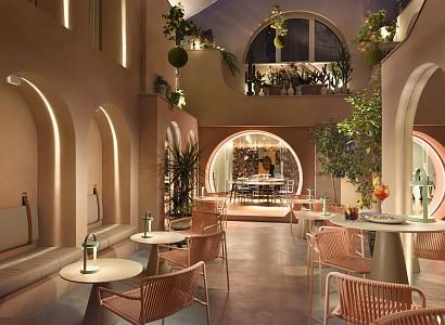 El antiguo Palazzo Fabi Altini convertido en hotel