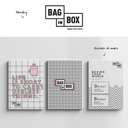 Bag in box, cuando interiorismo y branding son uno