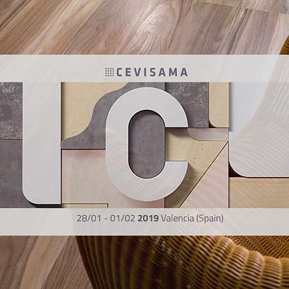 SENSACIONES POSITIVAS EN CEVISAMA 2019